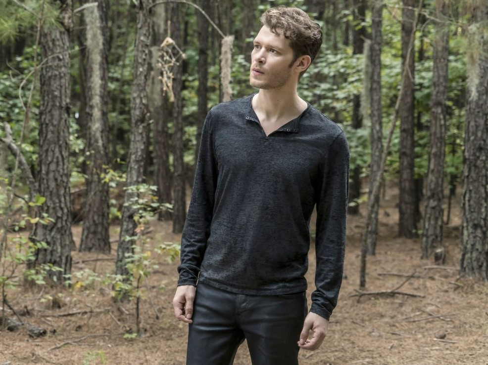 Klaus Mikaelson's Grom...