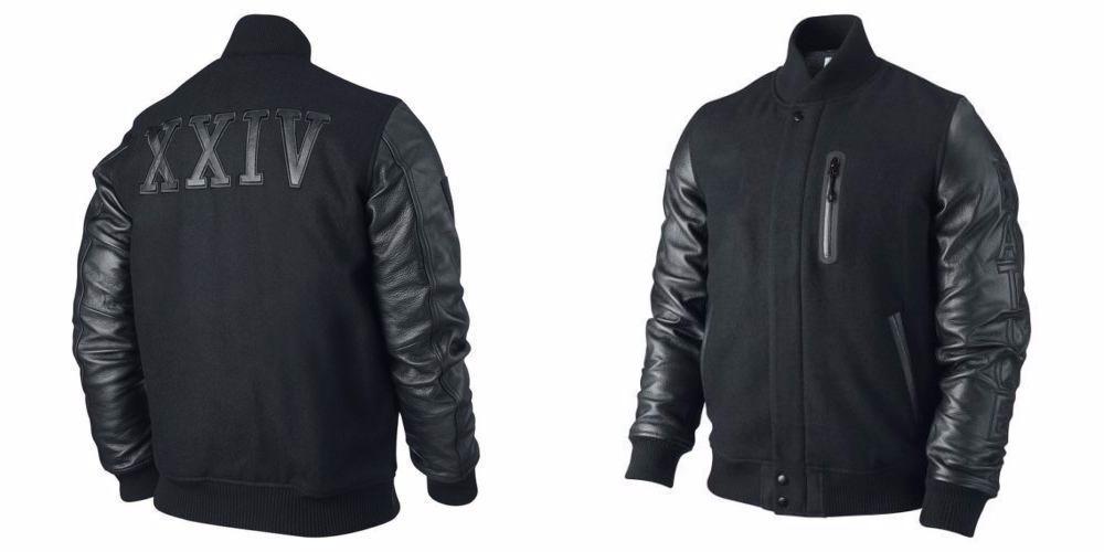 Michael B Jordan Kobe Destroyer XXIV Jacket  0789f602c