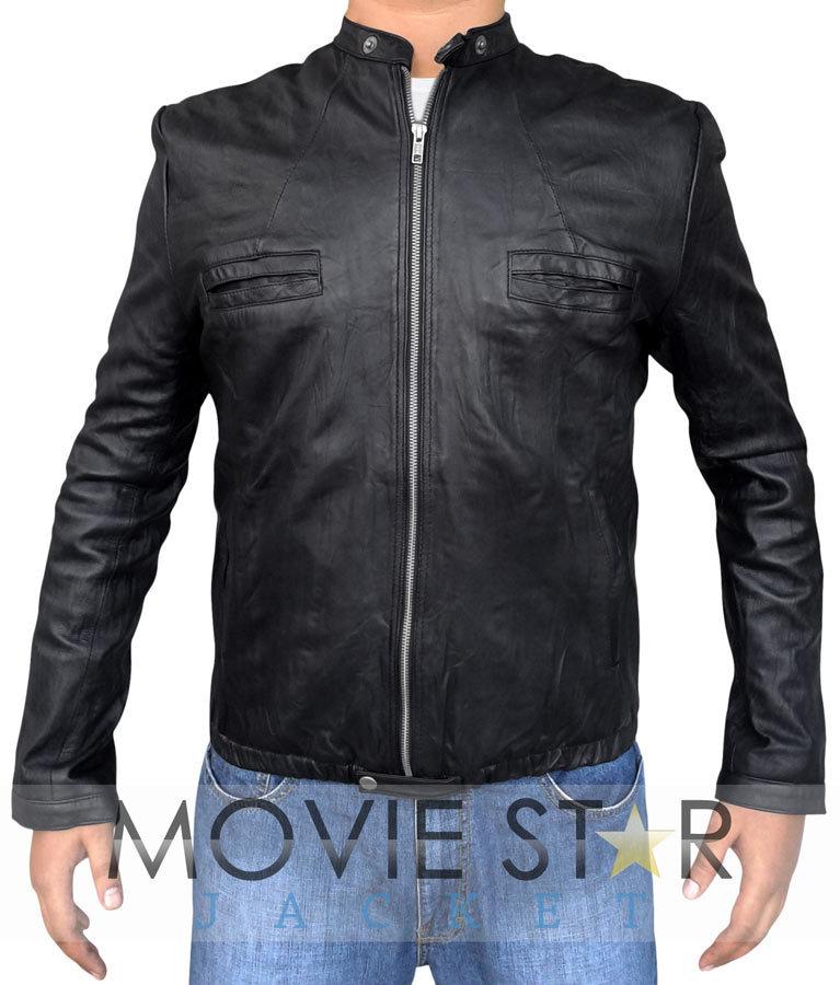 d45a477fa 17 Again Zac Efron Leather Jacket