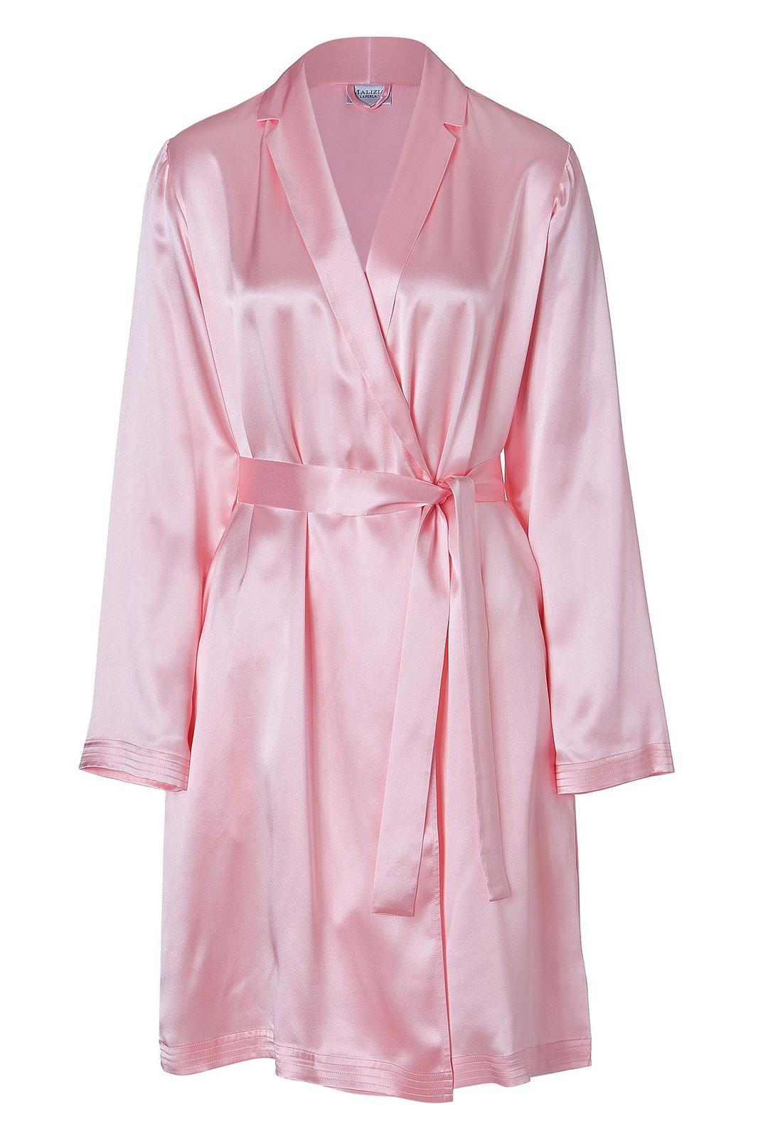 La Perla Malizia Silk Short Robe  8c47d6902