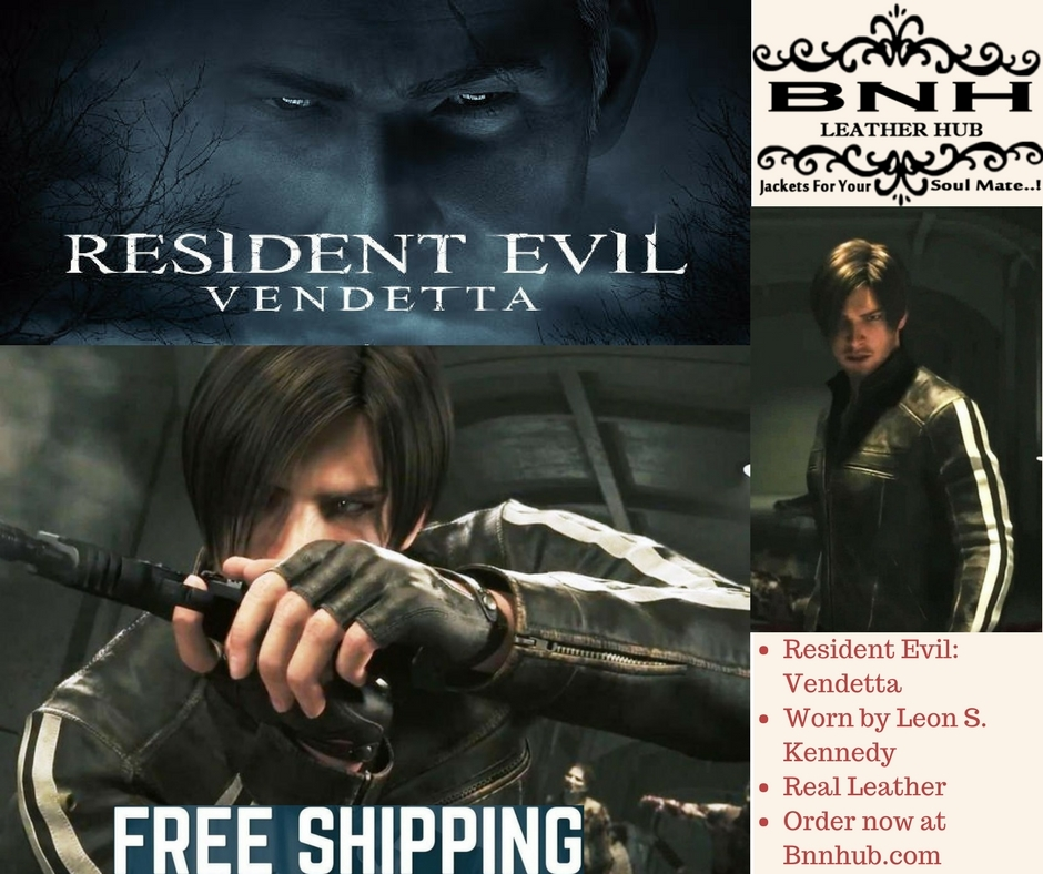 resident evil vendetta free