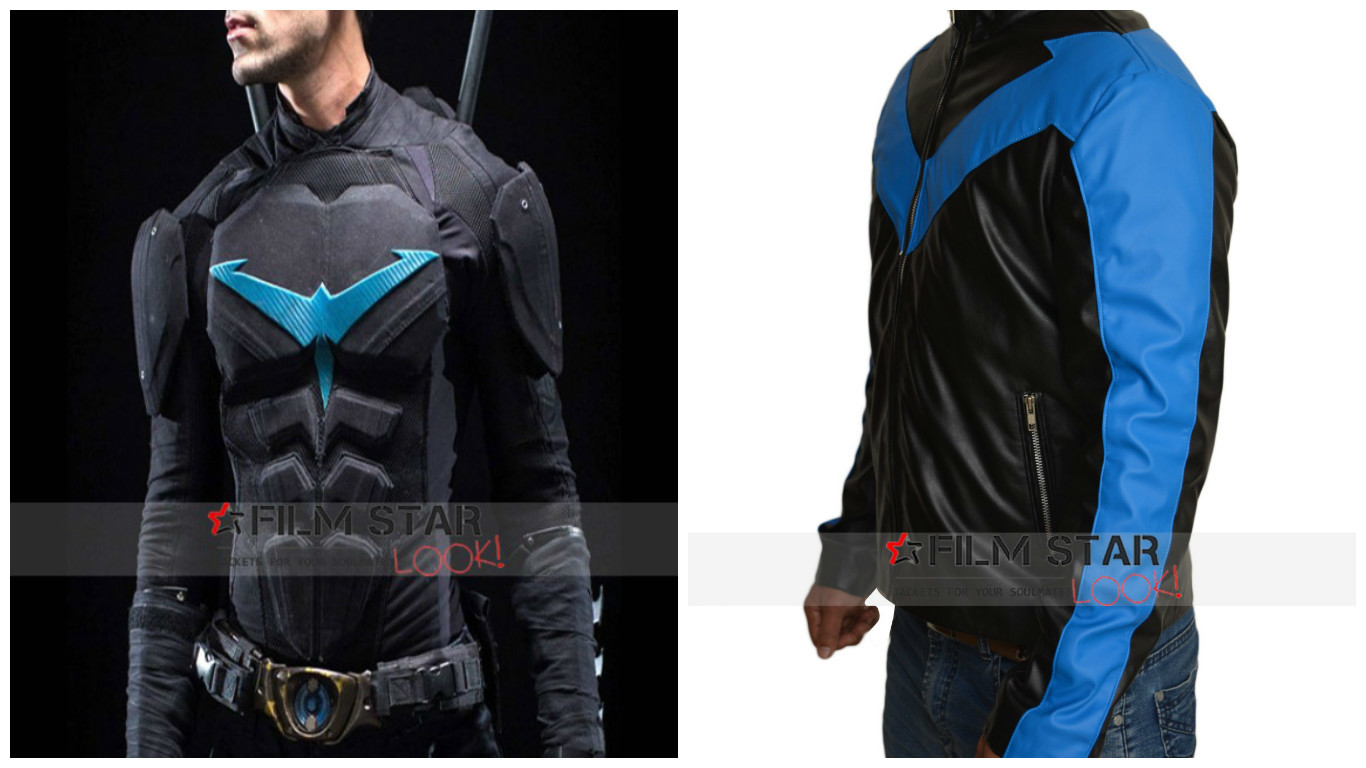 084992be3 The Witcher 3 Danny Shepherd Nightwing Jacket