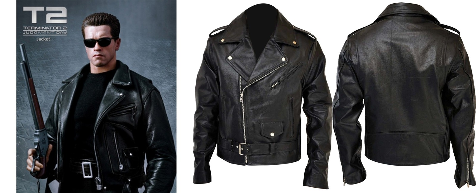 Arnold schwarzenegger terminator 2 judgment day biker jacket arnold schwarzenegger terminator 2 judgment day biker jacket altavistaventures Gallery