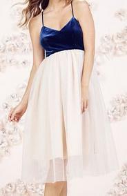7a7840d0a1 LC Lauren Conrad Runway Collection Velvet & Tulle Dress - Women's ...