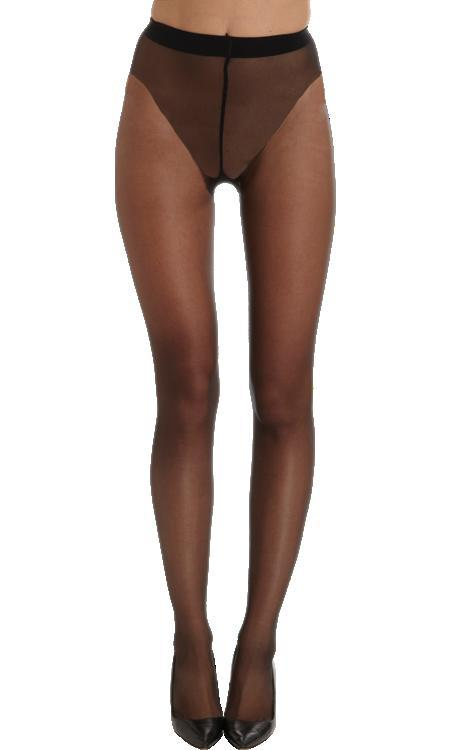 97d4229e5b6 Wolford Luxe 9 Super Sheer Tights - Black