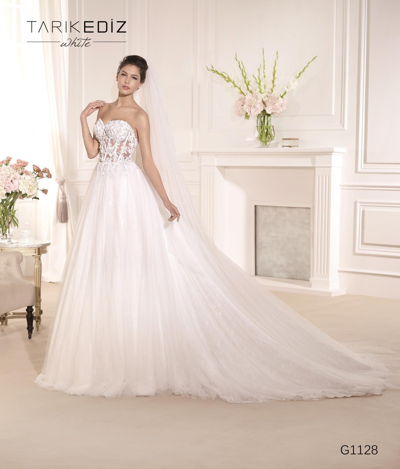 Tarik Ediz G1128 Wedding Gown | Pradux