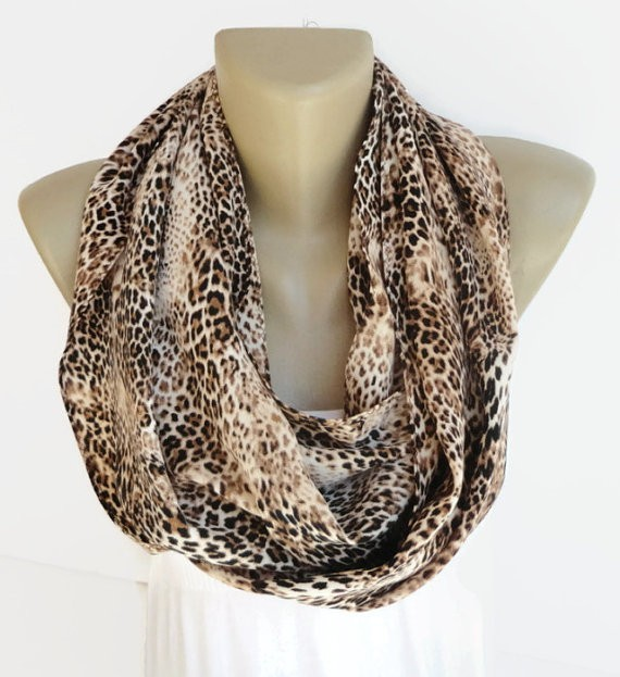scarf best selling item leopard scarf infinity