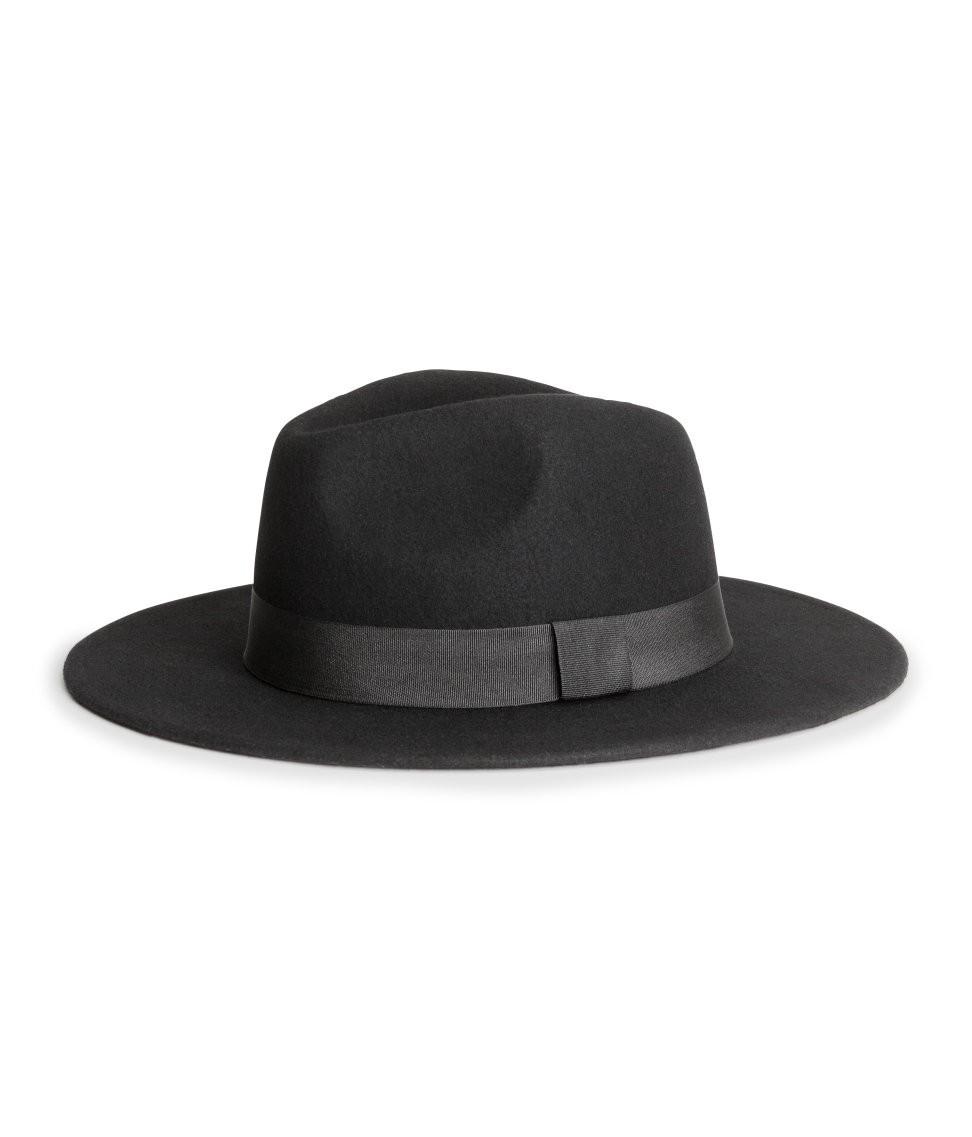 cb013fcd1 Felt Hat in Wool