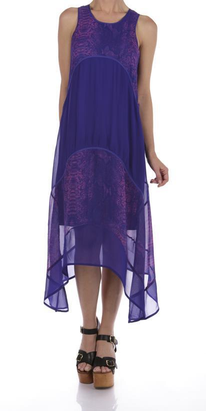 6a9b65b1d5 Patterson J. Kincaid Adaline Layered Dress | Pradux